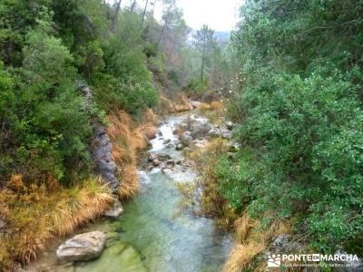 Cazorla - Río Borosa - Guadalquivir; viajes singles el monasterio de piedra valle del jerte floraci